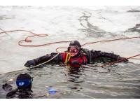 Ice diving рядом с домом. Обзор лучших мест для ice winter diving в Подмосковье